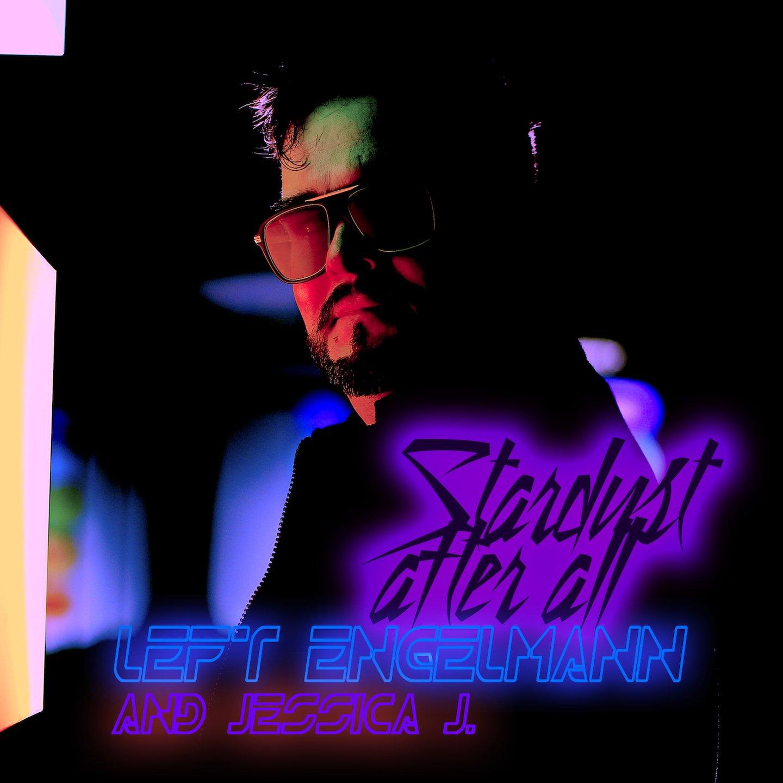 CD-Cover Left Engelmann Stardust after all